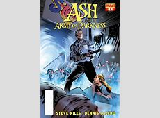 ComicCon Army of Darkness Comics Rebooted IGN