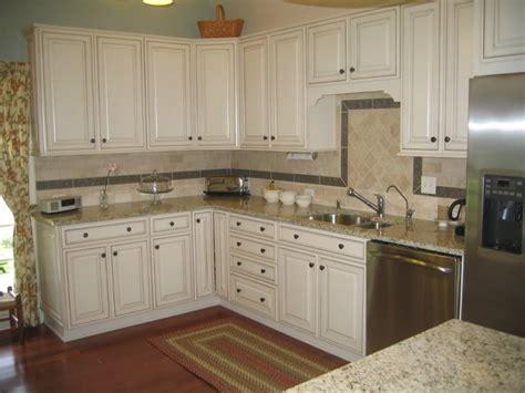 cream backsplash with white cabinets excellent modern l shaped kitchen cabinet design