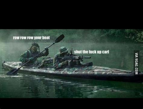 Row Row Your Boat Shut Up Carl by Pin Row Your Boat Gently The Waterfall Grumpy Cat Lol