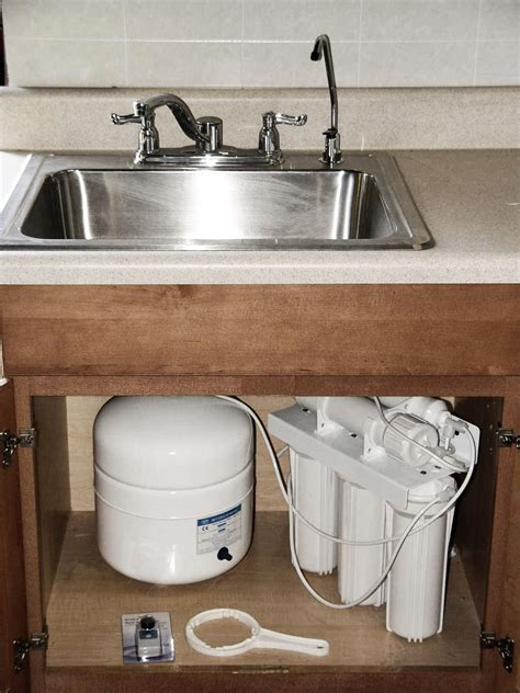 4 Reverse Osmosis Water Filter OPTIONS TO CHOOSE FROM