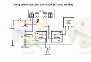 Build  Hlt Controller - Stc-1000 With Relay And Float Switch