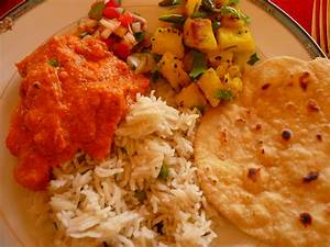 Asian influences in north indian food
