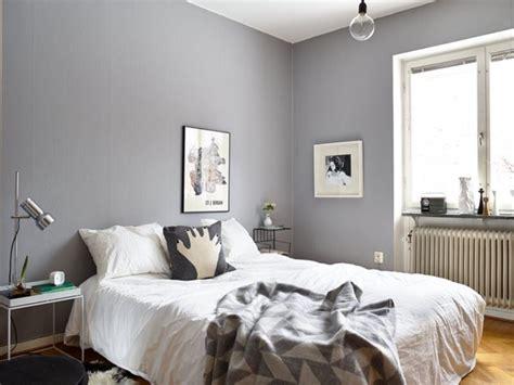 chambre en la chambre grise 40 idées pour la déco archzine fr