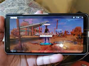 fortnite mobile  android gameplay