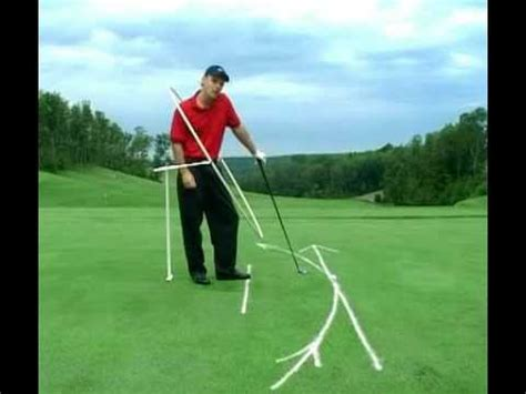 Golf Swing Path Explained - YouTube