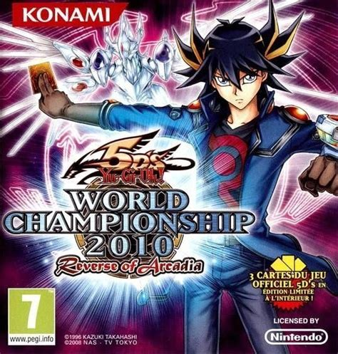 yu gi oh games 5ds arcadia reverse championship 5d game nds play