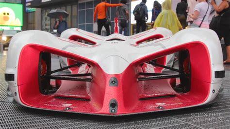 Racing To A Future Of Autonomous Cars