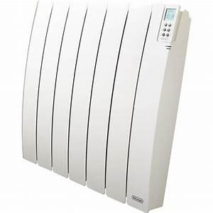 Radiateur électrique à Inertie Sèche : radiateur lectrique inertie s che delonghi mod le san ~ Edinachiropracticcenter.com Idées de Décoration