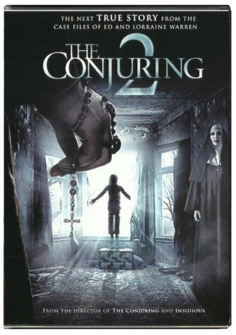 _ _ _ _ смотрите также. 'The Conjuring 2' Arrives Onto DVD   Starmometer
