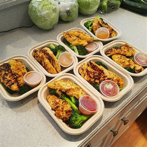 quick healthy meal prep ideas popsugar fitness meal