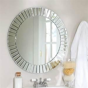 Runde Spiegel Mit Rahmen : moderne spiegel 37 kreative designs ~ Bigdaddyawards.com Haus und Dekorationen