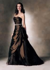 brown dresses for wedding gossip brown wedding dresses