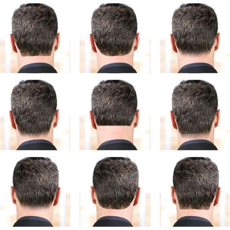 Terms For Hair by Hair Terminology How To Tell Your Barber Exactly What You