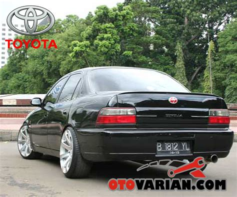 Modifikasi Great Corolla by 63 Modifikasi Mobil Sedan Great Corolla Terbaru Kakashi