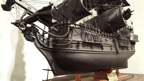 black pearl modell black pearl pirate of caribbean ship end 7 26 2017 3 15 pm
