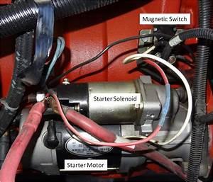Diy Auto Service  Starter Diagnosis And Repair