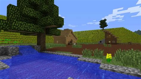 la maison dans la prairie minecraft