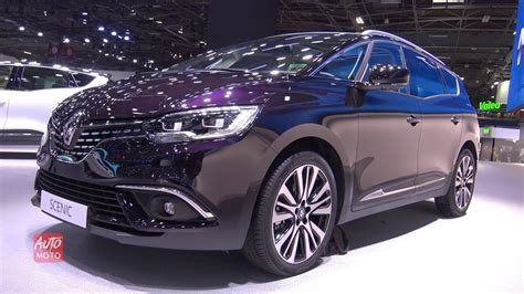 Renault Scenic 2019 by 2019 Renault Grand Scenic Initial Exterior And