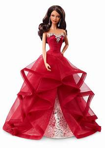 Barbie Collector 2015 Holiday African-American Doll ...  Barbie