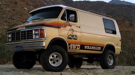 dodge wrangler  van