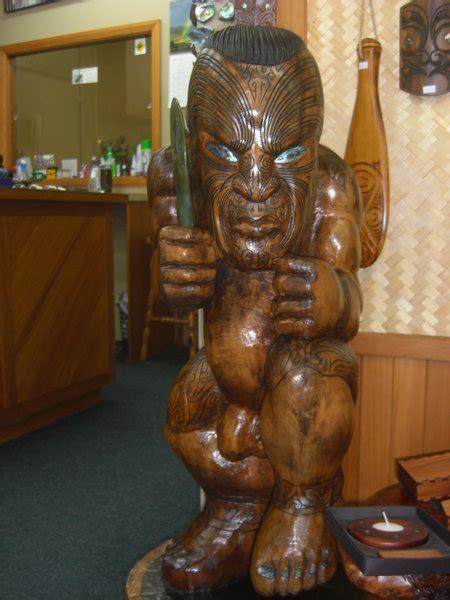 maori tiki photo