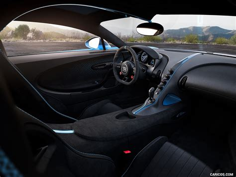 The small series, limited to ten vehicles (and. 2021 Bugatti Chiron Pur Sport - Interior   HD Wallpaper #13