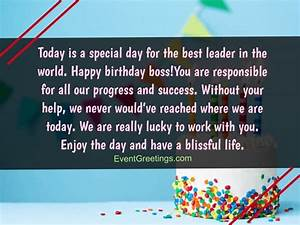 Birthday Wishes For A Spiritual Leader