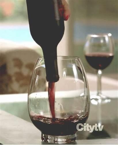 Wine Bottle Drink Giphy Tonight Courtesy Poem