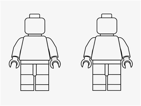 Colouring In Sheets Lego Man Coloring Pages The Art Jinni