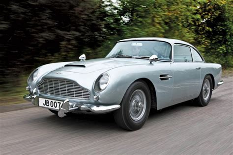 1 aston martin db5 james bond goldfinger top 10 best