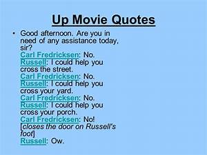 Russell From Up... Upwith Quotes