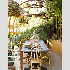 Inspire Bohemia Outdoor Dining & Parties Part I