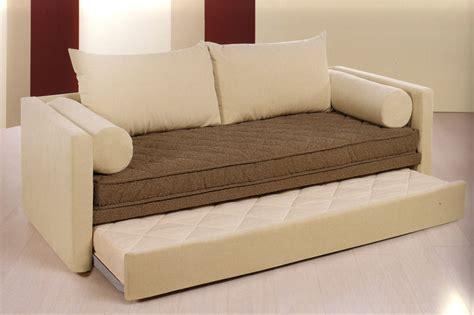 canapé lit convertible couchage quotidien canapé gigogne