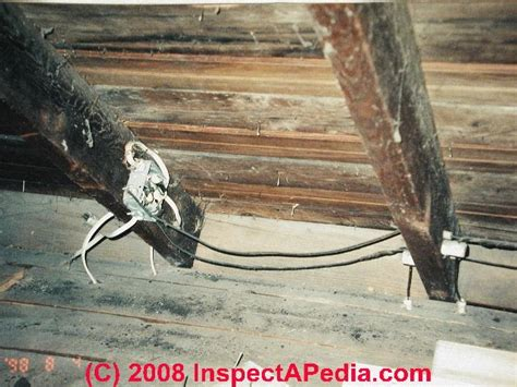 Old House Wiring Inspection Repair Electrical Grounding