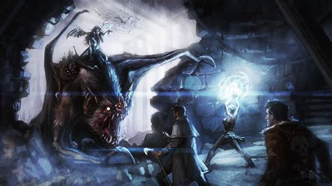 Dungeons And Dragons Hd Wallpapers Bioware Reveals New Pc Focused Action Rpg Shadow Realms Pcworld