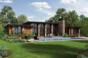 Modern Home Plans by Modern Style House Plan 3 Beds 2 5 Baths 2557 Sq Ft Plan