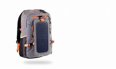 Solar Backpack Explorer