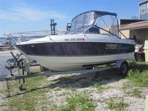 Md Dnr Boat Registration Locations by Bayliner 192cu Boats For Sale