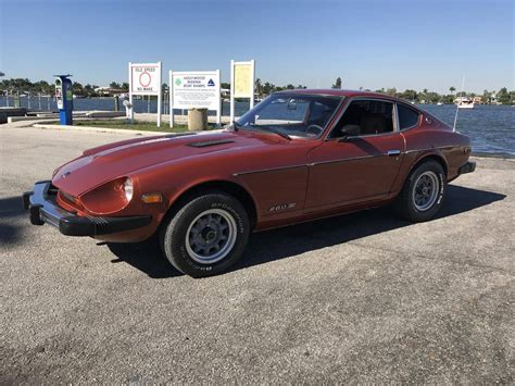 78 Datsun 280z For Sale by 1978 Datsun 280z For Sale 2218058 Hemmings Motor News