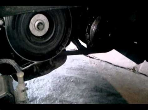 renault espace mk  dci cambelt part youtube
