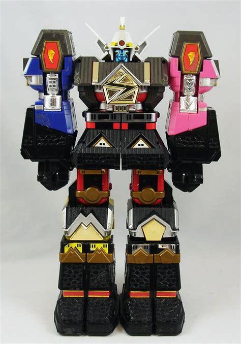 mighty morphin power ranger dx shogun megazord loose