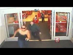 Shoplifting Moms Run From Security & LEAVE THEIR KIDS ...