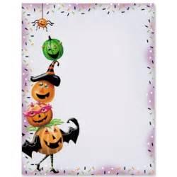 Free Halloween Borders for Word
