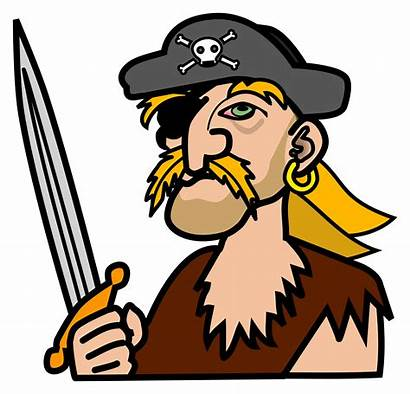 Pirate Clipart Ship Pirates Hammock Laut Bajak
