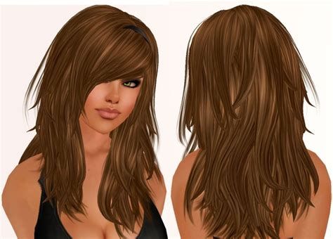 Long Layered Hair With Bangs Long Hair With Lots Of Layers