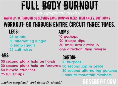 Full Body Work Out For Soccer Players  Workouts For Women
