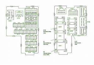 2002 Ford Explorer Fsue Box Diagram  U2013 Auto Fuse Box Diagram