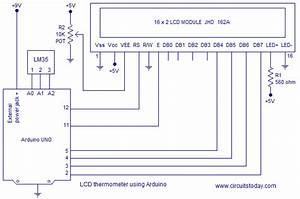 Interfacing Lcd To Arduino
