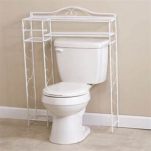 over, the, toilet, space, saver, storage, rack, with, 4, shelves, -, walmart, com