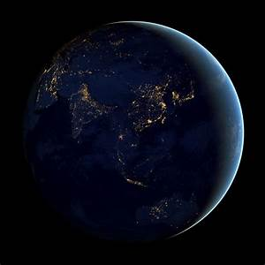 Earth from Space 2012 - NASA Black Marble